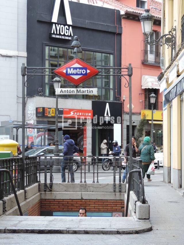 Piso en alquiler en calle amor de dios cortes centro - Piso centro madrid ...