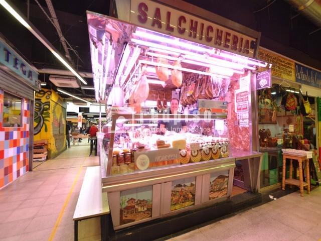 Local comercial en venta alquiler en calle embajadores for Local en centro comercial madrid
