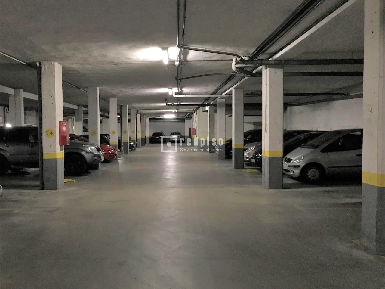 plaza de garaje en venta en collado villalba madrid