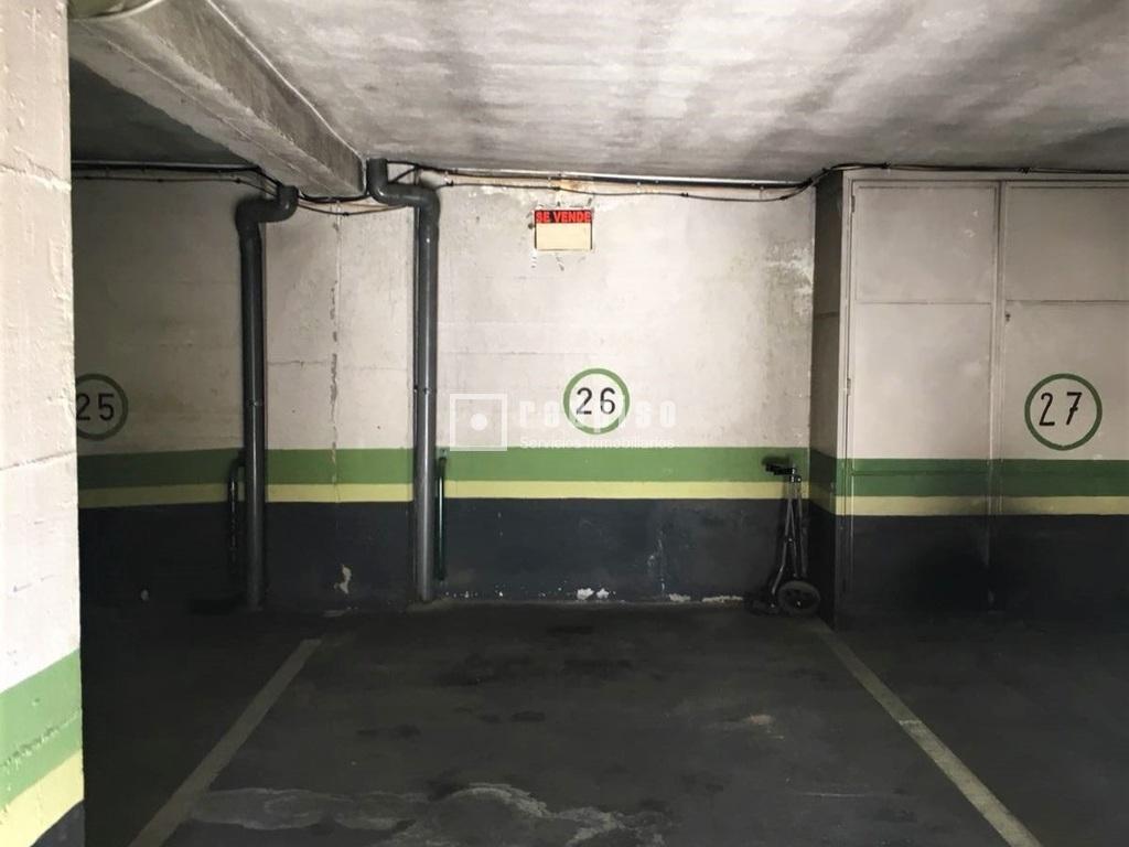 Plaza de garaje en venta en avenida gran v a de hortaleza for Plaza de garaje madrid