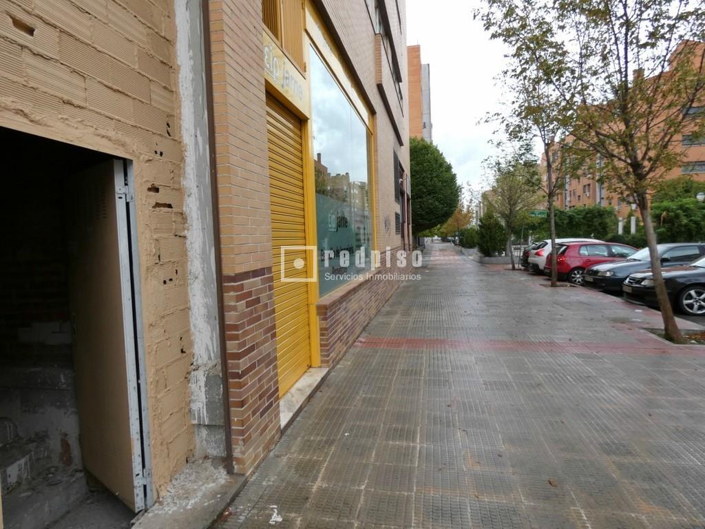Local comercial en alquiler en plaza mar egeo el puerto for Pisos de alquiler en coslada