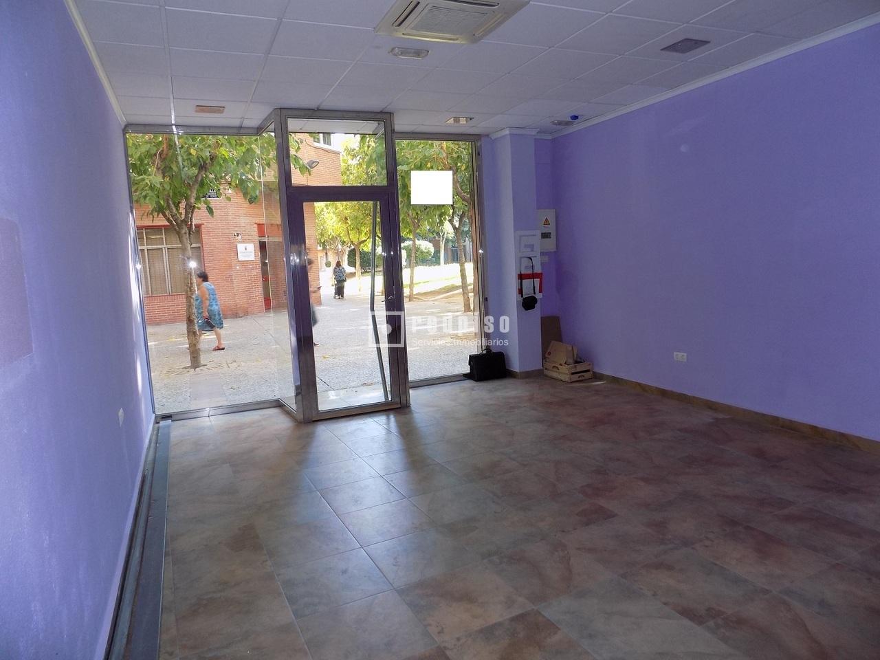 Local comercial en alquiler en calle andorra de teruel 2 for Pisos alquiler andorra teruel