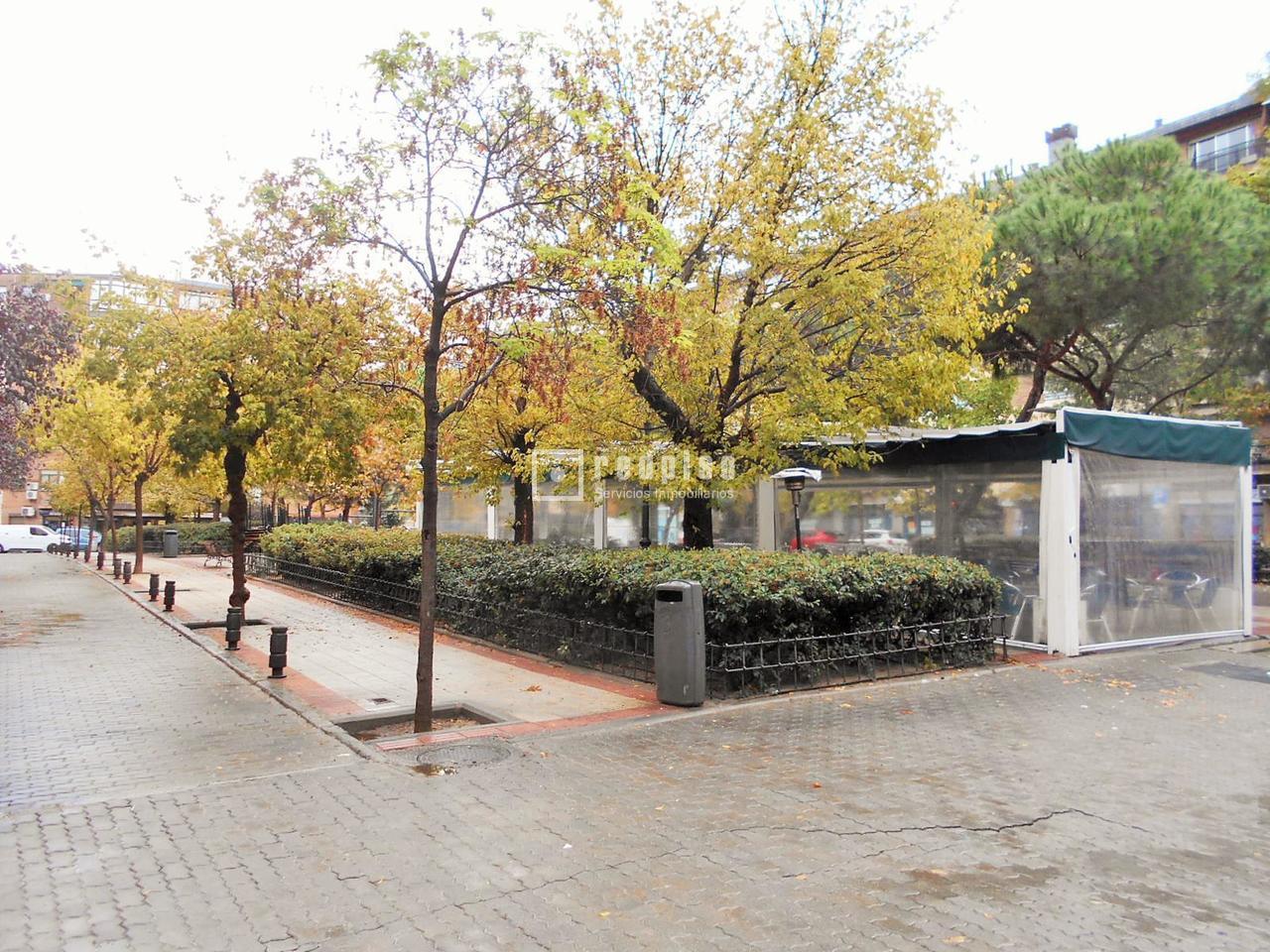 Piso en venta en plaza sagrado coraz n de jesus ciudad for Polideportivo ciudad jardin