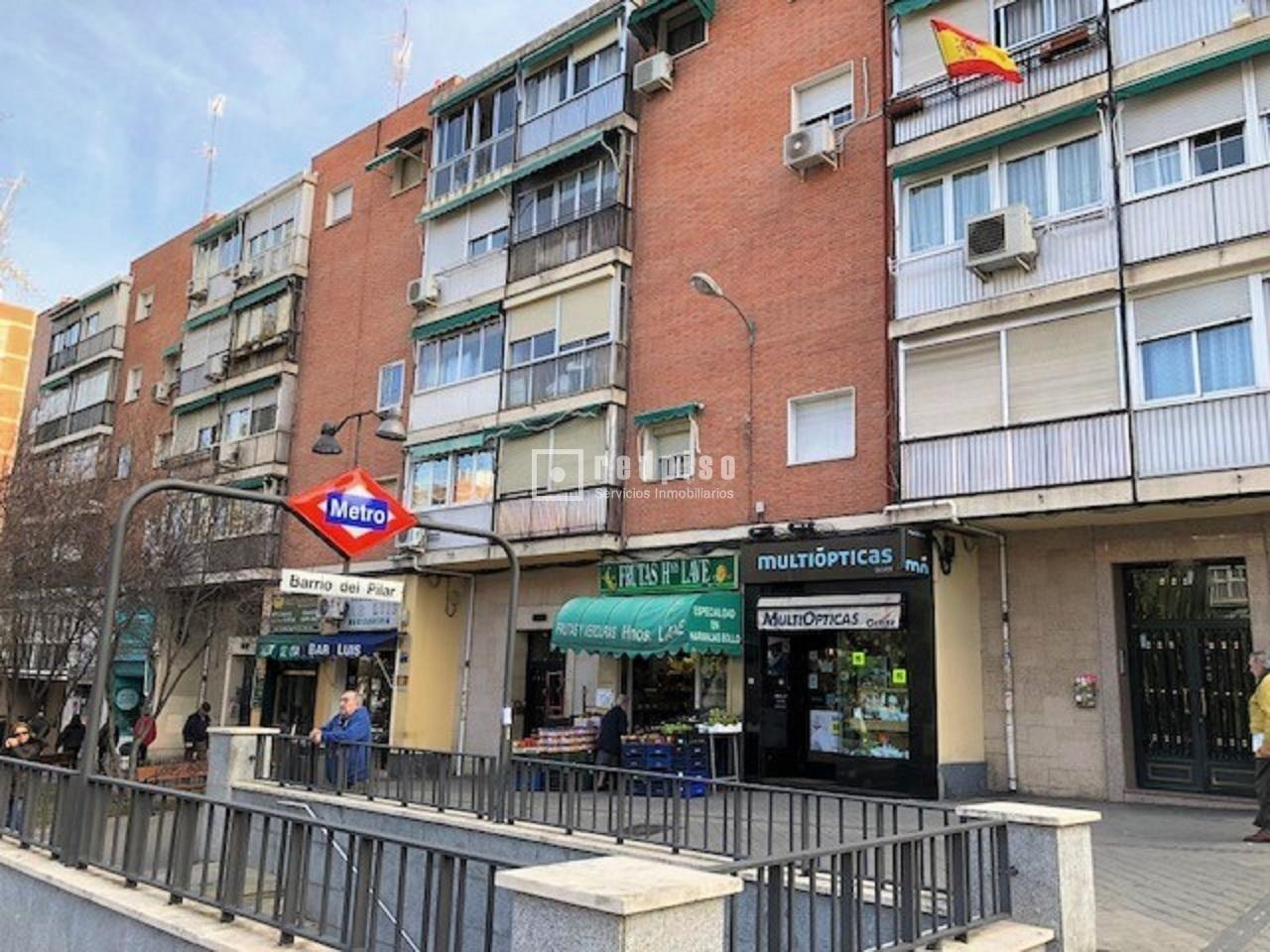 Piso barrio del pilar amazing piso zona barrio del pilar refp with piso barrio del pilar piso - Alquiler piso barrio del pilar ...